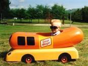 OSCAR MAYER Classic Toy PEDDLE CAR